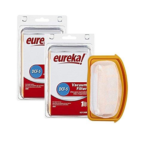 Genuine Eureka DCF-5 Filter 62130B (2 Pack)