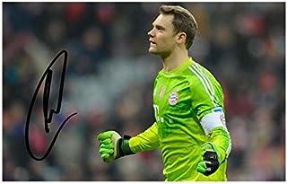 Suchergebnis Auf Amazon De Fur Autogrammkarte Manuel Neuer