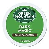 Green Mountain Coffee Roasters Dark Magic Keurig Single-Serve K-Cup pods, Dark Roast Coffee, 96...
