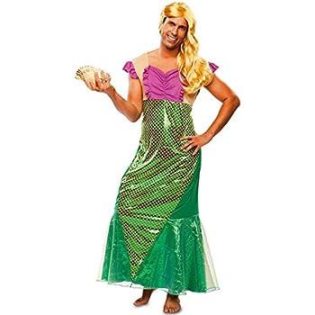 Disfraz de Sirena Sexy para hombre: Amazon.es: Juguetes y juegos