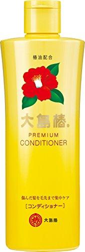 Oshima Tsubaki Premium Conditioner with Camellia Oil - 300ml