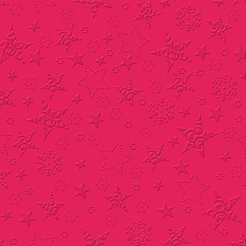 Ideaal thuis bereik ' Kerstster Uni ' rood papier servetten