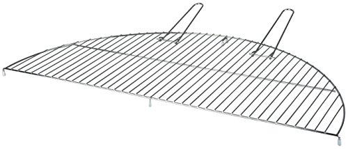 Esschert Design grillrooster voor vuurschalen XL, metaal, 82,5 x 42 x 2,29 cm, FF258