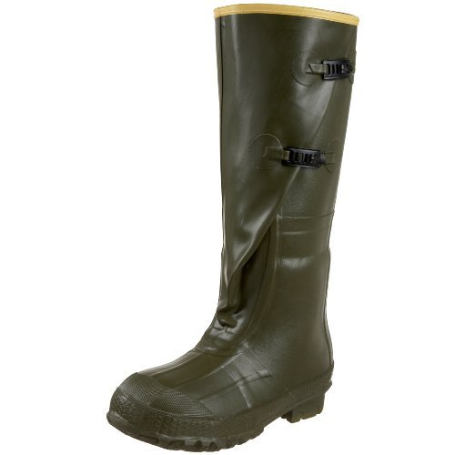 "LaCrosse Men's 267040 Insulated 2-Buckle 18"" Waterproof Hunting Boot, Green - 11 M"