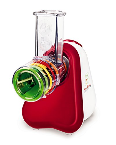 Moulinex Fresh Express Plus - Rallador, 5 funciones, 150 W, 1 L, 1 dB,...