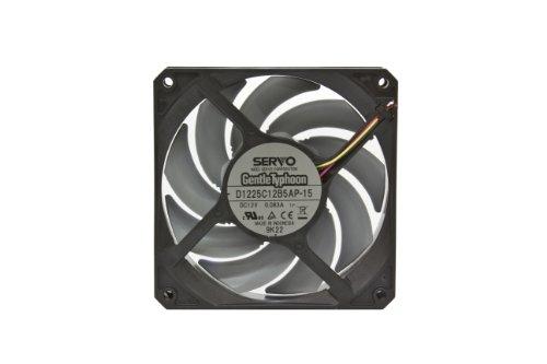 Nidec Servo GentleTyphoon 120mm Case Fans (1450 RPM 3pin)
