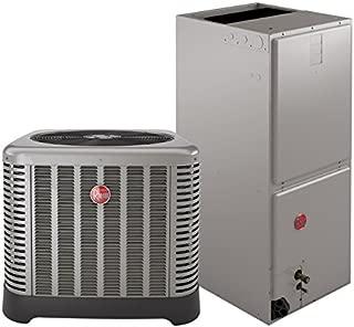 Rheem 2 Ton 16 Seer Ruud Air Conditioning System (AC only) RA1624AJ1NA - RH1T2417STANJA