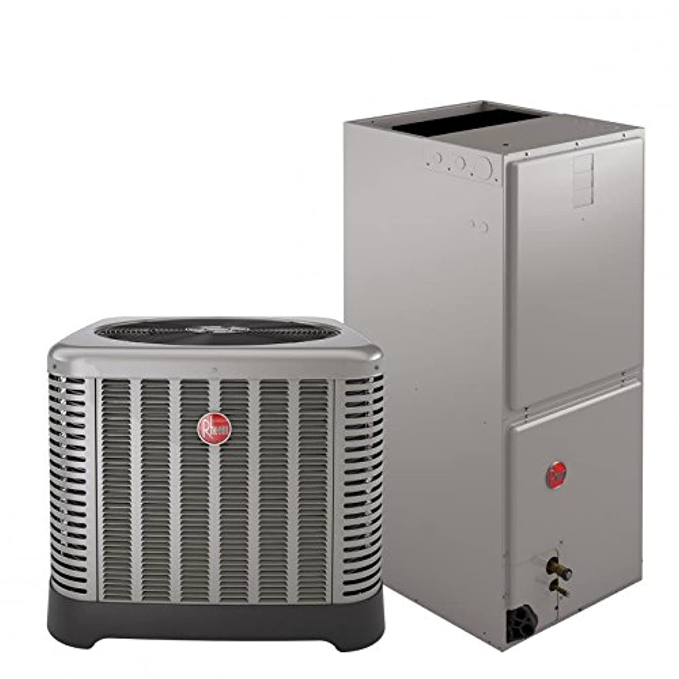 Rheem 2.5 Ton 16 Seer Ruud Air Conditioning System (AC only) RA1630AJ1NA - RH1T3617STANJA