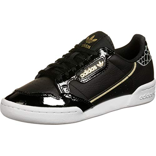 Adidas Continental 80 W Black White Gold 37