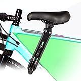 Sudadera Fahrrad kindersitz für Mountainbikes, vorne montierte Fahrradsitze für Kinder von 2-5...