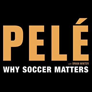 Why Soccer Matters audiobook cover art