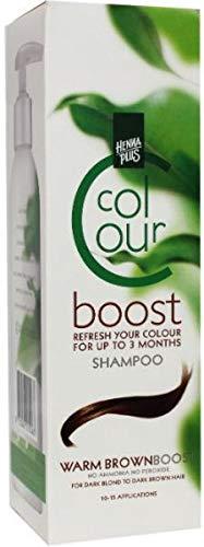 Hennaplus Shampoo zur Farbauffrischung