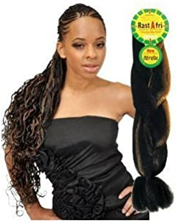 Rasta Fri Braids ( Pack of 3 ) Off Black / 1B
