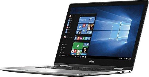 "Dell Inspiron 2-in-1 15 I7579-5588GRY-PUS - 15.6"" FHD Touch - i5-7200U - 8GB - 256GB SSD - Silver"