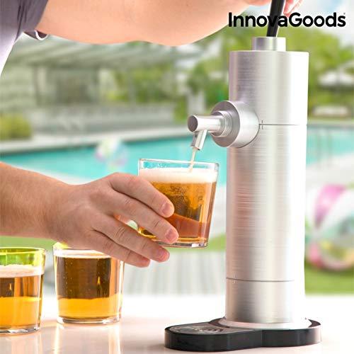 InnovaGoods IG814199 Grifo de Cerveza para Latas, ABS