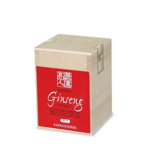 Ginseng Estratto Koreano Rosso 30gr