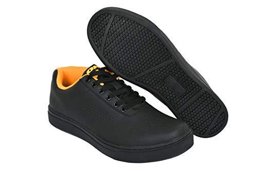On-One Vulcan Shoe Black Cycling Shoes Road Bike Shoe (8)