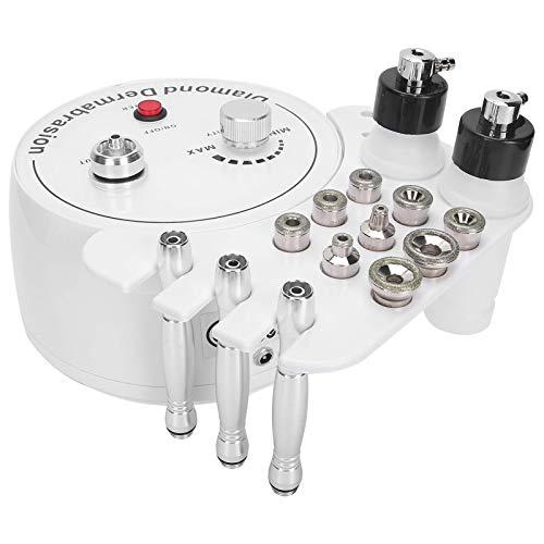 Máquina de microdermoabrasión, máquina de rejuvenecimiento de la piel profesional Instrumento Salón...