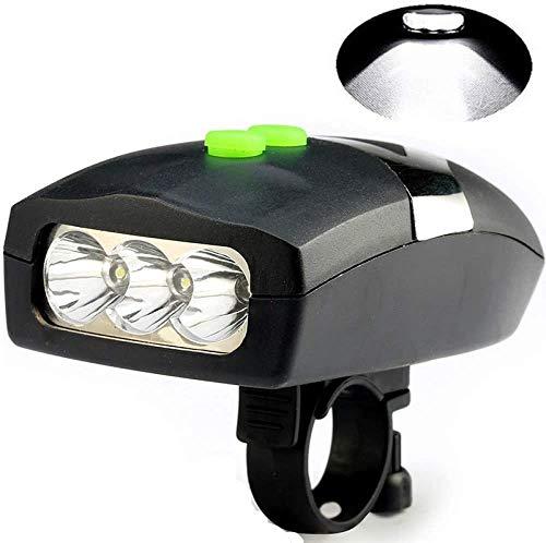 LTLT Fahrradlicht für Fahrrad, mit weißem Frontlicht, universal, elektronisches Zubehör für Dunstabzugshauben