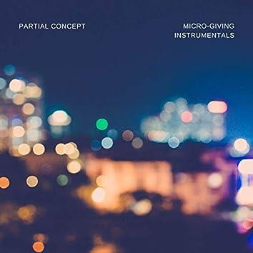 Micro-Giving Instrumentals