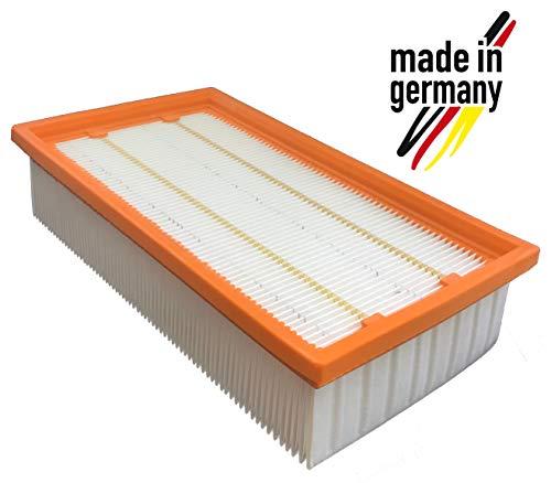 1x Filter geeignet für Kärcher - NT 35/1 / NT 40/1 / NT 45/1 / NT 55/1 / NT 361 / NT 561 / NT 611 Sauger/geeignet als Ersatz für 6.904-367