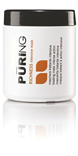 Mx スピード対応 全国送料無料 Puring Richness Intensive 海外限定 Mask Stressed Dry for Treated and