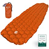 ECOTEK Outdoors Hybern8 Ultralight Inflatable Sleeping Pad