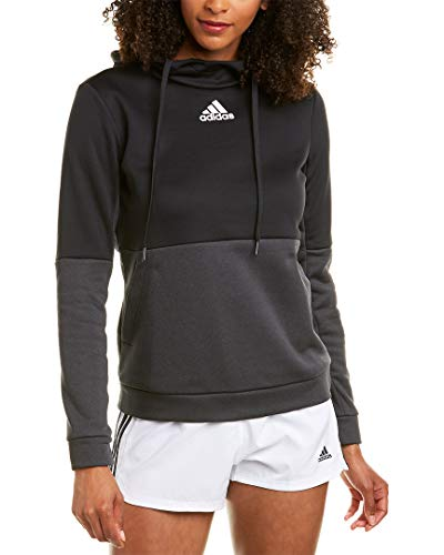 adidas Womens Outdoor Ti Pullover, M, Black