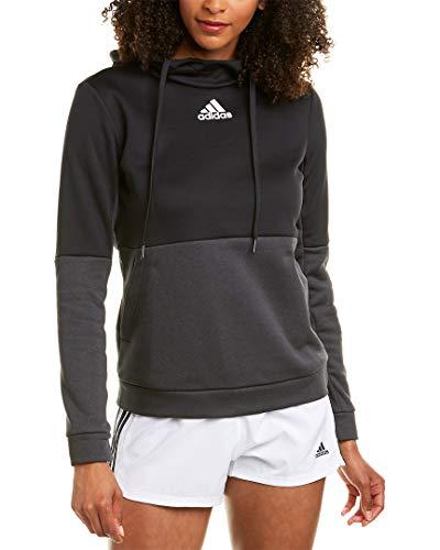 adidas Womens Outdoor Ti Pullover, XL, Black