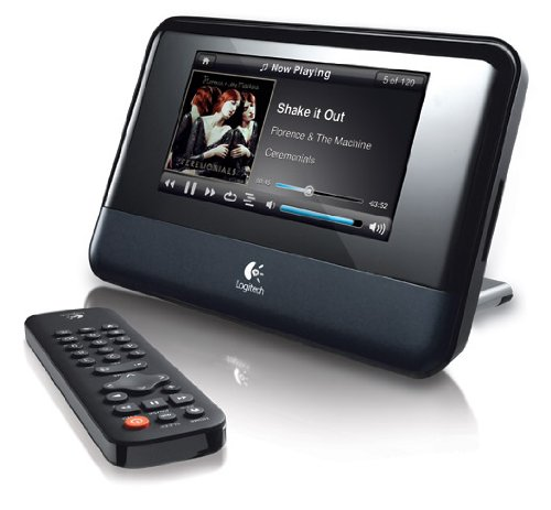 Logitech Squeezebox Touch WLAN-Musik-Player