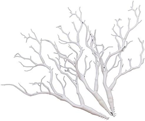 White branches decor