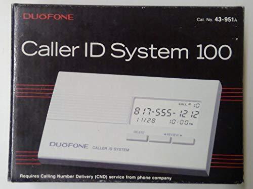 Radio Shack, Caller Id/call Waiting Id Box