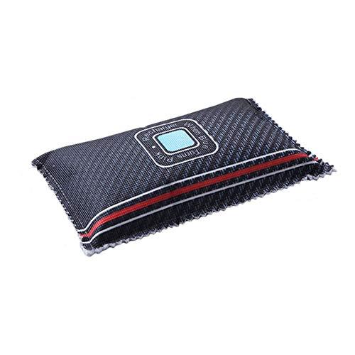 Doolland Deshumidificador de coche no tóxico desecante durable universal bolsa de gel de sílice seco reciclaje secador de aire deshumidificador bolsas para coche y hogar