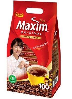 韓国Maxim オリジナルコーヒーミックス 100包入