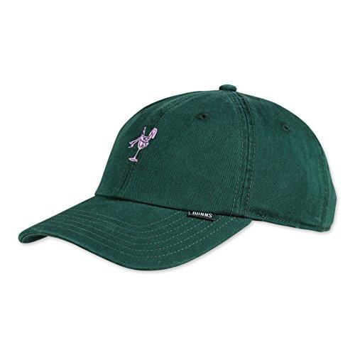 Djinns Herren Snapback Caps Dad Washed Girl grün Adjustable