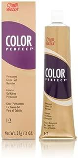Wella Perfect Hair Color, Blue Modifier, 2 Ounce
