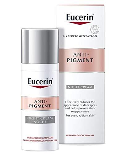 Eucerin Anti-pigment Crème de Nuit, Amande, 50 ml