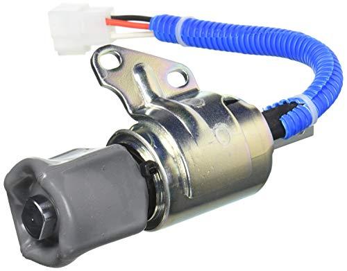 DB Electrical FSS0003 Fuel Solenoid, Gray