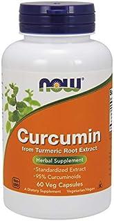 Now Foods, Curcumin, 60 Veg Capsules