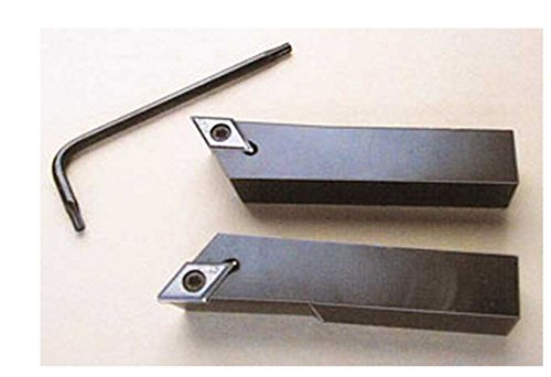 Why Choose Sherline 2258 - 35° Carbide Insert Holder (1 Left and Right Pair)