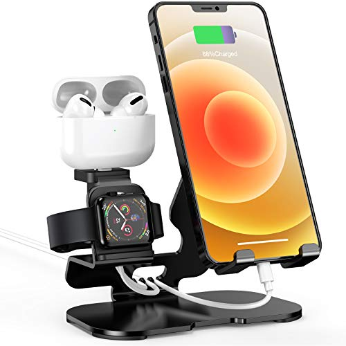 Charger Stand for Apple Watch iPhone & Airpods Only $9.99 (Retail $19.99)