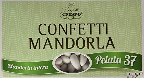 Crispo Confetti alla Mandorla Gran Lusso - Colore Bianco - 1 kg