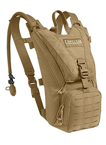 Camelbak Mule Coyote Brown (62581), 2015 Model, with 100oz / 3.0L Mil-Spec Antidote Reservoir by CamelBak