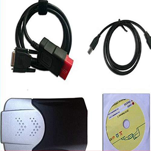 Zweischichtiger Bluetooth TCS CDP Pro OBD2 150E PKW-Fehlerdetektor Diagnosetester Diagnosescanner Auto