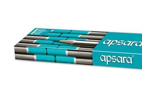 Apsara Absolute Premium Pencils (Pack Of 100pc.)