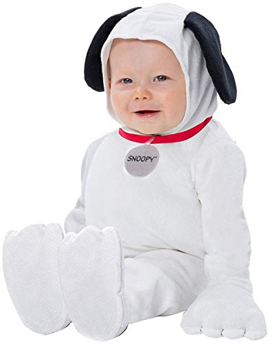PALAMON Peanuts Snoopy Deluxe Toddler Costume, 3-4T