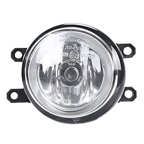 XIAOYAFANG Hxfang 2pcs Parachoques Delantero del Coche luz de Niebla for los Toyota Corolla 2011-2013 y 2 Pcs HB4 9006 LED de luz de Niebla de luz fría Blanca 6000K Hot Now