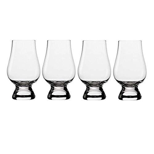 Stölzle Lausitz The Glencairn Glas I 190 ml I 4er Set Whiskygläser I Whisky Glas I edles Kristallglas I spülmaschinentauglich I Tumbler I ausgezeichnete Qualität