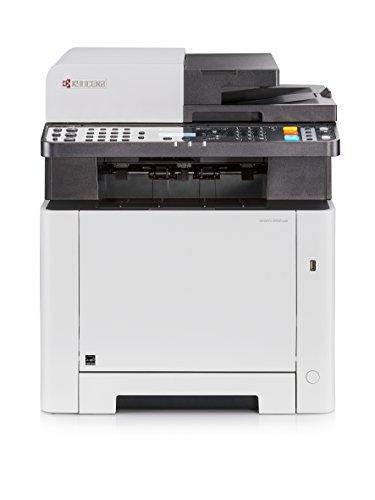 Kyocera Ecosys M5521cdn Impresora multifunción láser color A4 | Impresora - Copiadora - Escáner - Fax | Soporte de Mobile Print para smartphone y tablet