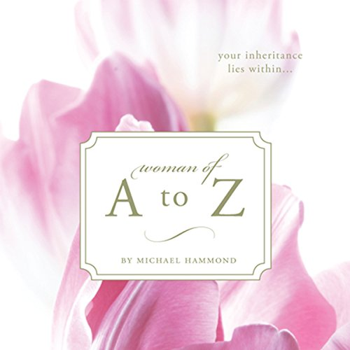 Woman of A to Z audiobook cover art